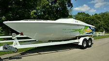 2002 BAJA 25 OUTLAW - 496HO - LIKE NEW - LOW HOURS - ONE OWNER
