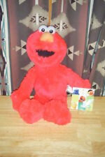 "Kids Sesame Street Workshop 2003 15"" ELMO Plush by Nanco PA3667  Ages 3+"