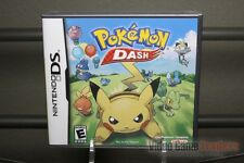 Pokemon Dash (Nintendo DS, 2005) FACTORY Y-FOLD SEALED! - ULTRA RARE!
