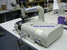 Consew DCS-S4 Leather Skiving Machine - Fully Assembled w/ Servo Motor