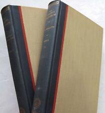 Biography US History Virginia Plutarch 2 Vols. Colonial Revolutionary Illus 1929