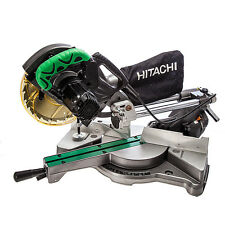 "HITACHI C8FSE 216MM/8"" SLIDE COMPOUND MITRE SAW 110V"