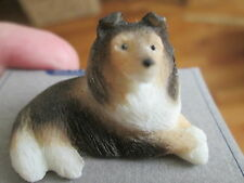 United Design Itty Bitty World Critters Collie 1986 BC-151