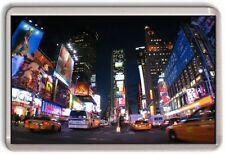 Time Square New York CityFridge Magnet 01