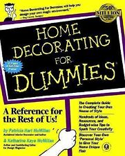 --For Dummies Ser.: Home Decorating for Dummies by Katharine K. McMillan and Pat