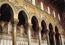 BT0782 Monreale Interno del Duomo     Italy