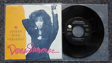 Donna Summer - Dinner with Gershwin 7'' Single US PROMO