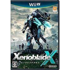 Nintendo Wii U XenobladeX (Xenoblade Chronicles X) JAPAN