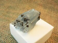 Blue BARITE  - Small hand specimen, check weight and size