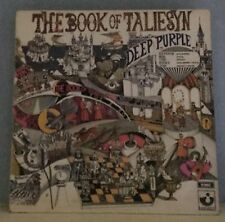 DEEP PURPLE The Book Of Taliesyn 1971 UK vinyl LP EXCELLENT CONDITION SHVL751