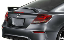 2012-2015 UNPAINTED/PRIMED REAR TRUNK SPOILER FOR A HONDA CIVIC SI 2-DOOR Coupe