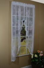 Curtain Chic Cameo Rose Swag, 63-Inch, Ivory, New, Free Shipping