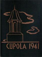 Rockford College University Illinois 1941 Cupola Yearbook Annual