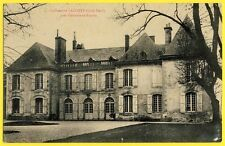 cpa RARE 24 - CASTELNAUD La CHAPELLE Fayrac (Dordogne) CHÂTEAU de LACOSTE
