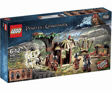 LEGO Pirates of the Caribbean 4182 - The Cannibal Escape
