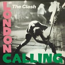 THE CLASH - LONDON CALLING 2 VINYL LP NEW+