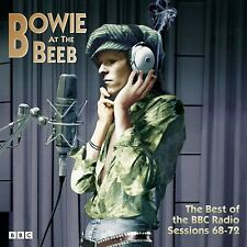 DAVID BOWIE - BOWIE AT THE BEEB (BEST OF BBC RADIO RECORDINGS) 4 VINYL LP NEU