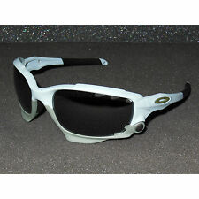 Oakley Racing Jacket Sunglasses  new oakley racing jacket sunglasses gp 75 matte blue ice/black iridium, clear