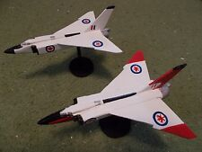 Built 1/144: Canadian AVRO CF-105 ARROW (Set of Two Models)