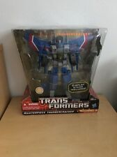 Transformers Thundercracker Masterpiece Toys R Us MISB