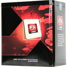 AMD FX-8350, 8 Core, 4,0 GHz (Piledriver) Sockel AM3+ - boxed CPU