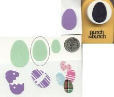 Medium Egg Shape Paper Punch by Punch Bunch Quilling-Scrapbook-Cardmaking  NIP