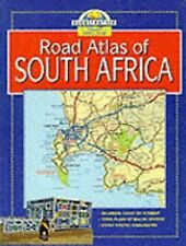 Road Atlas of South Africa (Globetrotters Travel Atlases)