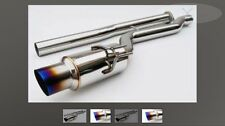 invidia n1 racing 101mm titanium tip catback exhaust for 08-15 Evo x