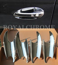 For Mercedes Benz x4 ROYAL CHROME Door Handle Cups W164 ML Class AMG ML63 ML350