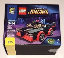 SDCC 2014 LEGO BATMAN Classic Batmobile LIMITED EDITION #255/1000 RARE!