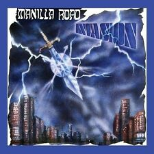 MANILLA ROAD - Invasion  [Re-Release] CD