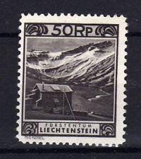 LIECHTENSTEIN 1930 Yv 102 Mi 102C d. 11-1/2 x 10-1/2  MH *