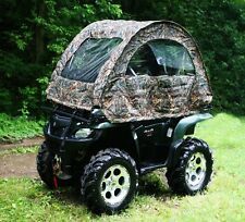 Rain Rider ATV Soft Top Cab Multipurpose - Mossy Oak Camo MOSG New
