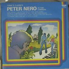 Lp 33 giri -  Peter Nero - Today's Classics - Peter Nero, His Piano & Orchestra