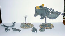 warhammer 40000 Space Marines Land Speeder BITS