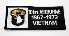 US ARMY 101ST AIRBORNE DIVISION VIETNAM NAM SCREAMING EAGLES PATCH FORT CAMPBELL