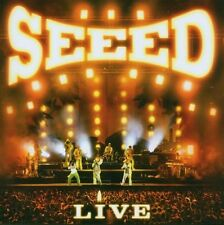 "SEEED ""LIVE"" CD 21 TRACKS NEU"
