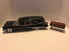1959 Sunset Coach Cadillac Superior Hearse 1:18 Precision Miniatures Die Cast