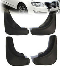 4PCS FIT FOR 06~10 VW PASSAT B6 SALOON MUD FLAPS MUDFLAP SPLASH GUARDS MUDGUARD