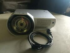 PROMETHEAN PRM-20AV1(S) PORTABLE PROJECTOR, WORKS GREAT!! CLEAR & BRIGHT IMAGE!!