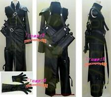 Final Fantasy Cloud Strife Cosplay Costume Full Clothing Set Custom Size All