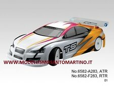 THUNDER TIGER TS4E AUTO RC ELETTRICA BRUSHLESS 4WD RTR RADIO 2.4 GHZ ART.6582