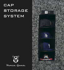 Homiegear Authentic Cap Storage System for all type of baseball Authentic caps