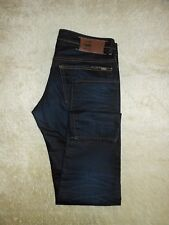 Mens G-Star Raw 3301 Low Tapered Jeans - Size 34x32