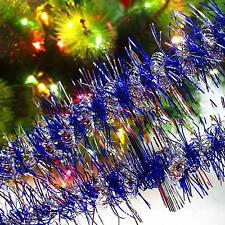 Xmas Christmas Tree Party Decor Supply Hanging Pine Garland Holiday Ornament Hot