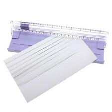 22cm Paper Card Vellum Trimmer Photo Sharp Cutter Home Scrapbook Guillotine Set