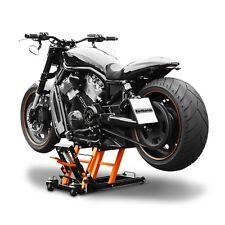 Bequille d'Atelier Ciseaux pour Harley Davidson Leve Moto Hydraulique NR