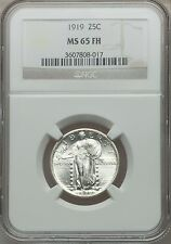 1919 Standing Liberty Quarter NGC MS65 FH - FULL HEAD