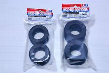 TAMIYA F103 HBR soft sponge tires set (front 3630/rear 3645) 53134.53129