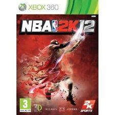 NBA 2K12             -----   pour X-BOX 360  -----